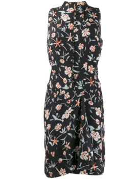 2000s-floral-short-dress by chanel-pre-owned