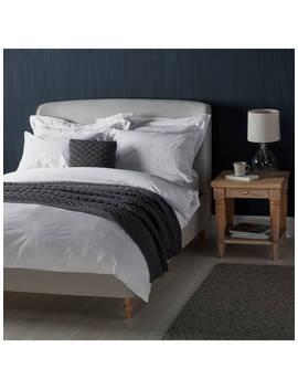 croft-collection-pima-seersucker-stripe-cotton-bedding by croft-collection