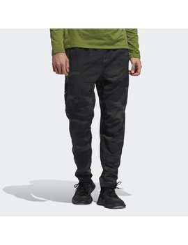 Camo Training Pants by Adidas