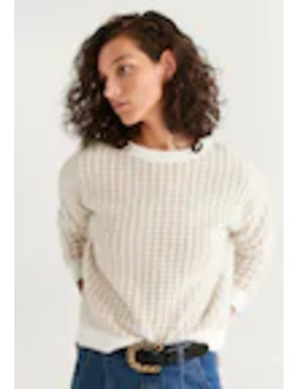 diana---stickad-tröja by mango