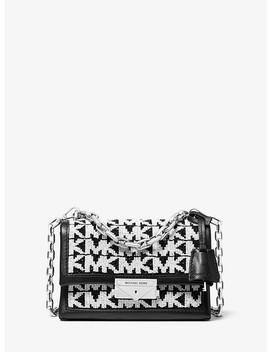 cece-extra-small-beaded-logo-crossbody-bag by michael-michael-kors