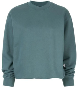 long-sleeve-fitted-sweatshirt by t-by-alexander-wang
