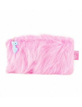 official-fluffy-pink-barbie-make-up-bag-from-mad-beauty by mad-beauty