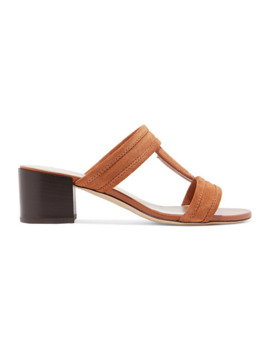 suede-sandals by tods