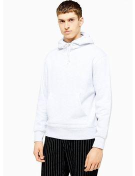 gray-marl-classic-sweatshirt by topman
