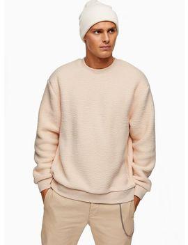 stone-borg-sweatshirt by topman