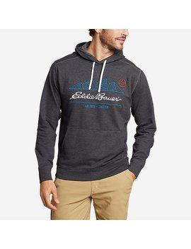 camp-fleece-logo-pullover-hoodie by eddie-bauer