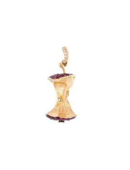 big-apple-diamond-and-ruby-pendant by aurelie-bidermann