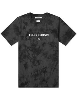 liberaiders-acid-dyed-logo-tee by liberaiders