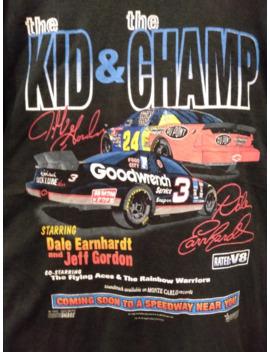 vintage-hendrick-motorsports-&-jeff-gordon-1995-t-shirt-size-xxl by vintage  ×  fruit-of-the-loom  ×  racing  ×