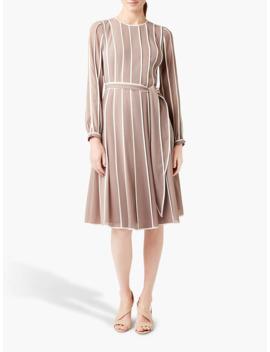 hobbs-rosemond-dress,-porcini_ivory by hobbs