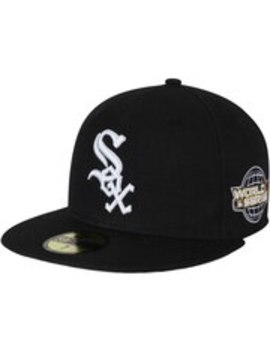 Chicago White Sox New Era 2005 World Series Wool 59 Fifty Fitted Hat   Black by New Era
