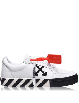 vulcan-low-leather-trainers by off-white