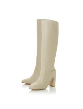 off-white-shyana-mid-block-heel-knee-high-boots by head-over-heels-by-dune