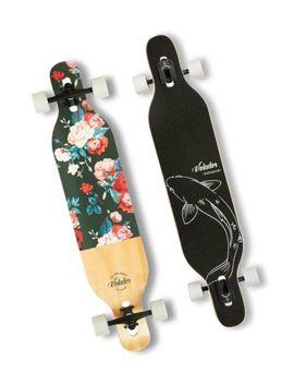 volador-42inch-freeride-longboard-complete-cruiser-(drop-through-deck---cambe by ebay-seller