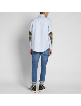 visvim-albacore-blanket-shirt by visvim