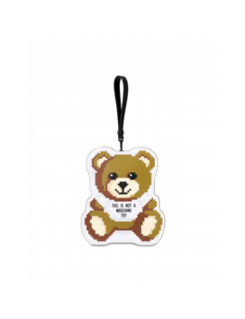 pixel-teddy-bear-clutch by moschino