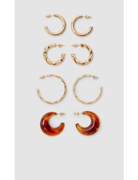 biżuteria-damskie by stradivarius