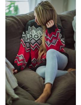 Winter Park Getaway Sweater by Hazel & Olive