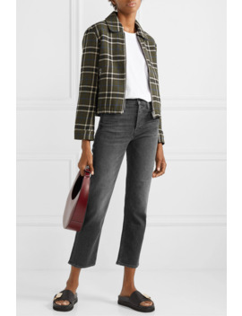 the-tomcat-ankle-high-rise-straight-leg-jeans by mother