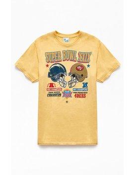 47-brand-super-bowl-xxix-vintage-t-shirt by pacsun