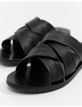 sol-sana-leather-flat-sandals by sol-sana