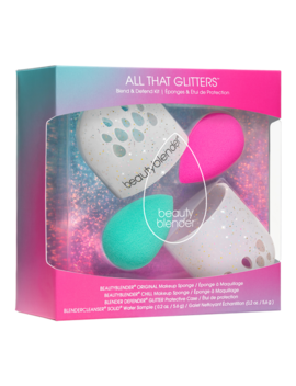 all-that-glitters-blend-&-defend-kit-(limited-edition) by beautyblender