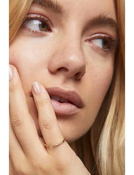 Diamond Open Ring by Anine Bing