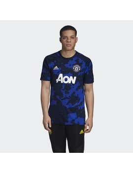 manchester-united-pre-match-jersey by adidas