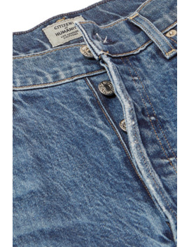 olivia-high-rise-slim-leg-jeans by citizens-of-humanity