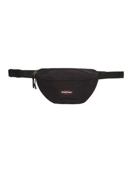 ssense-exclusive-black-xl-springer-pouch by eastpak