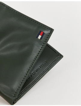 tommy-hilfiger-leather-wallet-in-black by tommy-hilfiger