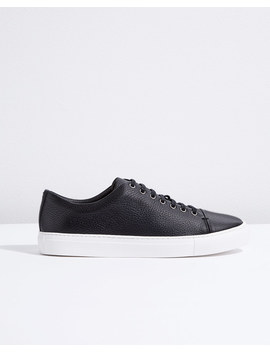 campbell-grain-leather-trainerscampbell-grain-leather-trainers by jigsaw