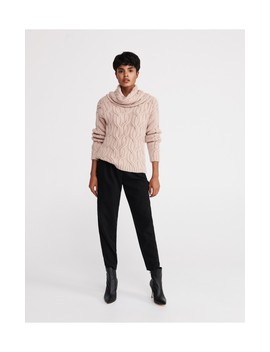 sweater-with-loose-turtleneck by reserved
