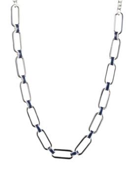 silvertone-link-necklace by lauren-ralph-lauren