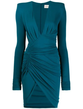 long-sleeve-fitted-dress by alexandre-vauthier