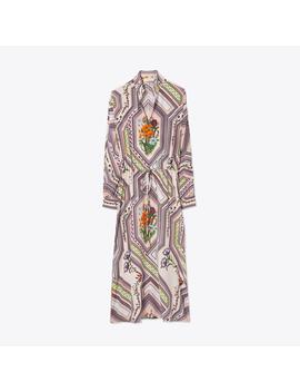printed-dress by tory-burch