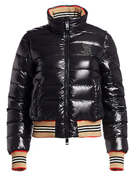 hessel-down-puffer-jacket by burberry