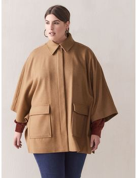 hi-low-wool-cape---addition-ellehi-low-wool-cape---addition-elle by addition-elle