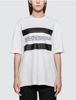 est-1978-patch-short-sleeve-t-shirt by  ------------calvin-klein-jeans-est1978 --------