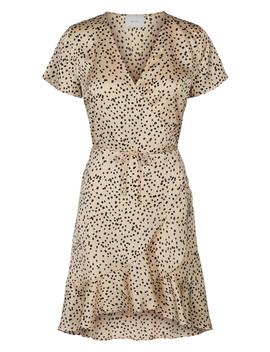 malta-big-dot-dress by magasin