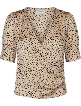 nilas-big-dot-blouse by neo-noir