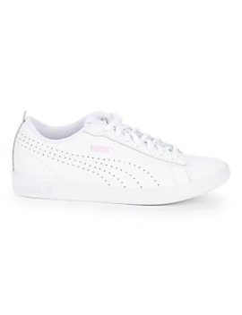 round-toe-leather-sneakers by golden-goose-deluxe-brand