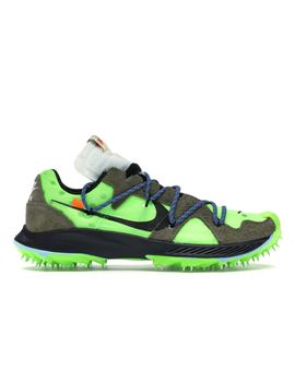 nike-zoom-terra-kiger-5-off-white-electric-green-(w) by stockx
