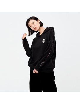 women-mickey-art-ut-graphic-hoodie by uniqlo