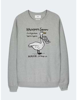 Whooper Sweatshirt by Makia