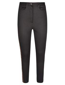 fendi-skinny-fit-trousers by fendi
