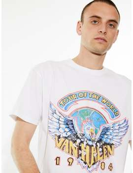 Van Halen T Shirt by Vailent