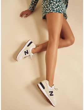 new-balance-x-reformation-574-sneakers by reformation