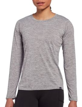 patagonia-womens-long-sleeved-capilene-cool-daily-shirt by patagonia